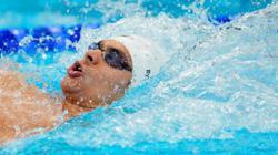 Olympics-Swimming-Russian Rylov wins gold in men's 100 metres backstroke