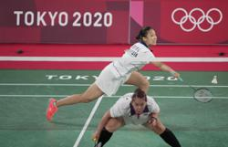 Meng Yean-Mei Kuan end Olympics campaign with one win