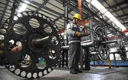 China's industrial profits surge 66.9% in H1