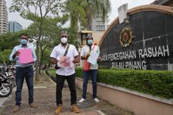 DAP life member lodges report against four DAP leaders over money laundering