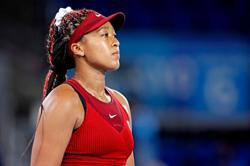 Olympics-Tennis-Osaka happy with Games experience despite shock loss
