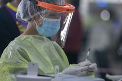 New Covid-19 infections continue to surge in Laos