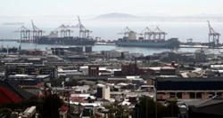 Cyber attack hits South Africa's port terminals