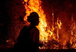 Catching fire: AI is helping scarce firefighters better predict blazes