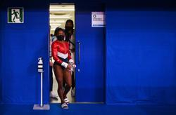 Olympics-Gymnastics-Biles uncertain if she will continue at Tokyo Games