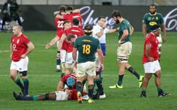 Rugby-South Africa made three changes to beef up forwards for Lions test