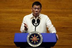 Philippine leader Duterte unabashedly threatens to kill drug dealers