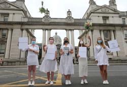 Irish government makes wedding U-turn after bridal backlash