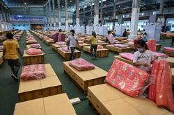Thailand registers 14,150 new Covid-19 cases; 11th consecutive day cases surpassing 10,000 in country