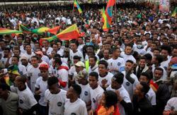 As Tigray war intensifies, Ethiopia parades new army recruits