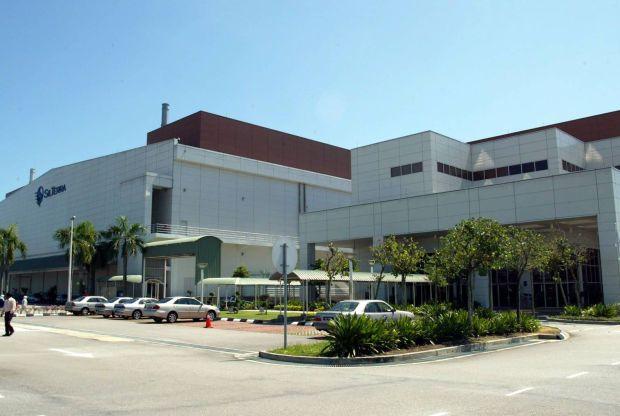 Silterra Sdn Bhd factory at Kulim, Malaysia