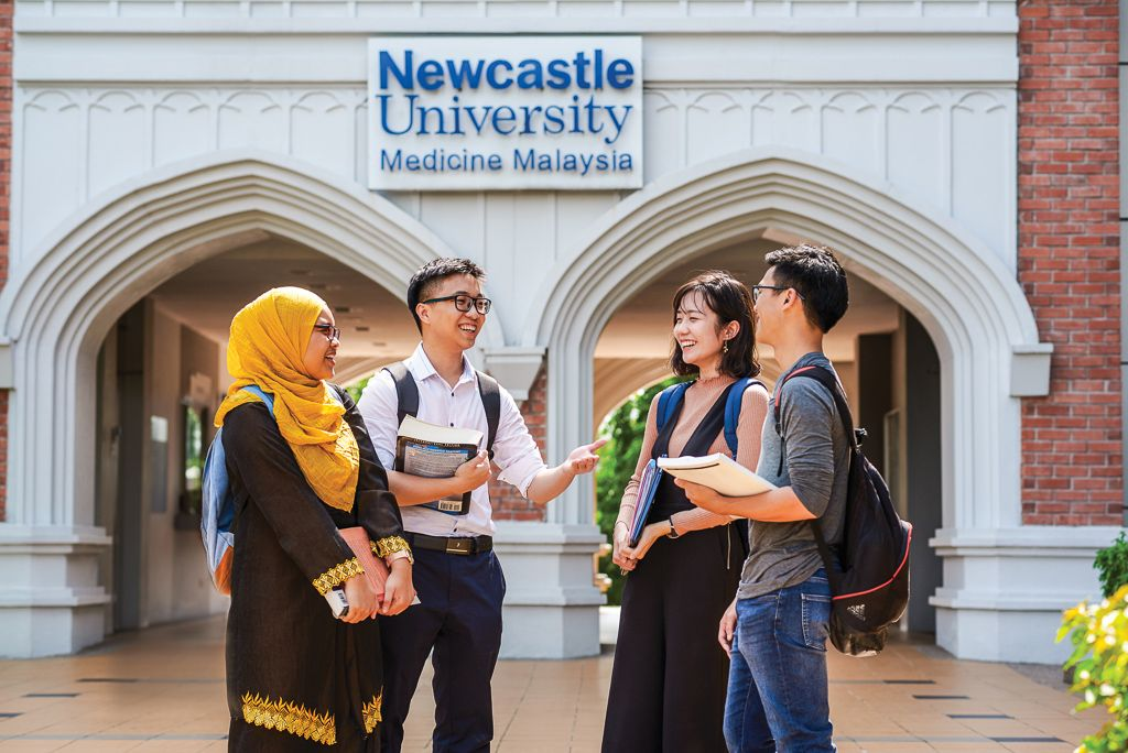 To nurture well-rounded graduates NUMed employs innovative teaching methods.