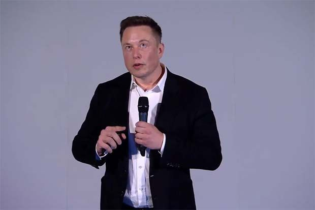 Chief executive officer Elon Musk said Tesla has had factory shutdowns due to parts shortages but was able to find substitute suppliers for some semiconductors. He warned the chip shortfall may crimp Tesla's plans for boosting output.