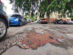 Taman Sri Sentosa flats residents want area spruced up
