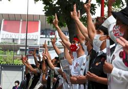 Junta cancels 2020 polls results