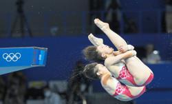 Short and light teens extend China women's winning streak