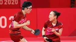 Japanese singles medal favourite Ito fired up after wins