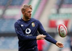 Rugby-New Lions cap Harris surprised by his selection