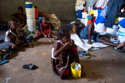 Haitians displaced by gang violence face bleak future