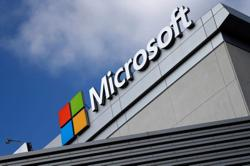 Microsoft sees steady cloud growth after record quarterly profit