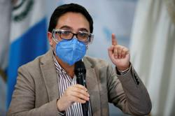 U.S. pauses some cooperation with Guatemala over ouster of anti-graft fighter