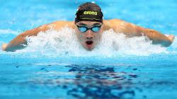 Olympics-Swimming-Milak of Hungary wins men's 200m butterfly gold