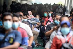 Five out of six provinces in Indonesia's Java register drop in Covid-19 cases