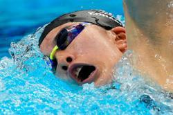 Olympics-Swimming-Ohashi of Japan wins women's 200m medley gold