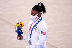 IOC says more can be done on athlete mental health after Biles withdrawal