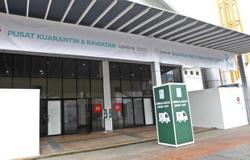 Sepang Deputy OCPD: Cops investigating media trespass at MAEPS quarantine centre, not doctors protest