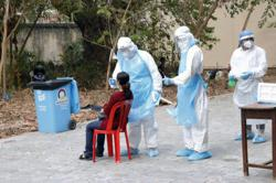 Cambodia records 15 more Covid deaths, 766 infections