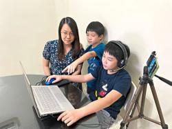 Two primary schoolboys make YouTube video to thank frontliners