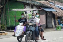Myanmar junta seeks international cooperation over Covid-19 crisis