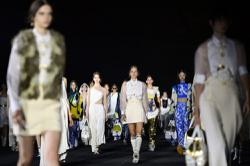 Dior channels ancient Greece for its Cruise 2022 collection