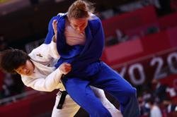 Olympics-Judo-Japan's Arai shines with eyes on women's -70 kg gold in Tokyo