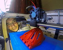 Star Golden Hearts Award winner is changing lives with 3D-printed prosthetics