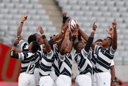 Olympics-Rugby-Fiji retain title with emphatic win over New Zealand