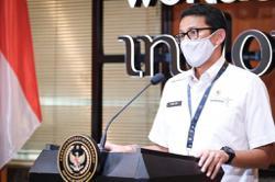 Indonesia-Singapore travel corridor delayed: Sandiaga