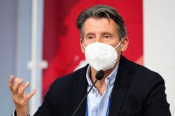 Olympics-Athletics-Russia is lucky to have 10 athletes in Tokyo, says Coe