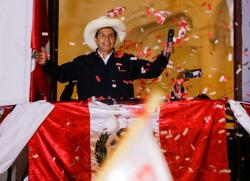 Peasant roots to president: the unlikely rise of Peru's Pedro Castillo