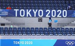 Olympics-Six days into the Tokyo Games, athletes are returning home