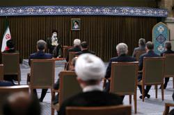 Iran's Khamenei blames