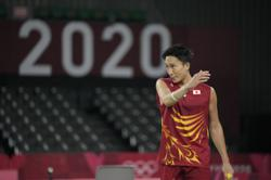 Heartbreak for Japan as home star Momota is out of Olympics