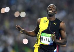 Olympics-Athletics-Bolt backing Fraser-Pryce to win third Olympic 100m crown