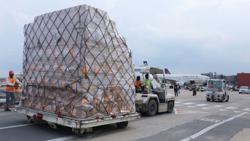 Cambodia air cargo volume up 14% in January-June