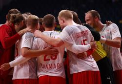 Olympics-Handball-Imperious Denmark lead European charge into quarter-finals