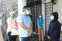 MDHS checks on odour pollution at two factories