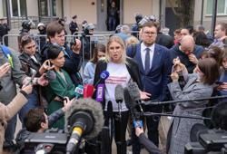 Russian court asked to restrict Navalny ally's freedoms for two years