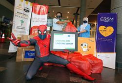 GoCare helps hospitals get oxygen tanks