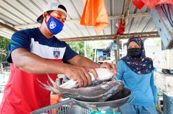 Fair market for fishing community